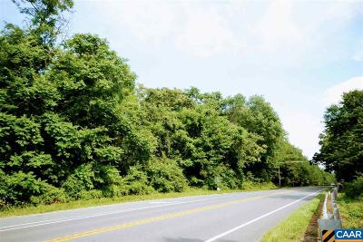 Albemarle County Lots & Land For Sale: Tba Scottsville Rd