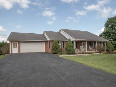 Rockingham County Single Family Home For Sale: 11601 Port Republic Rd