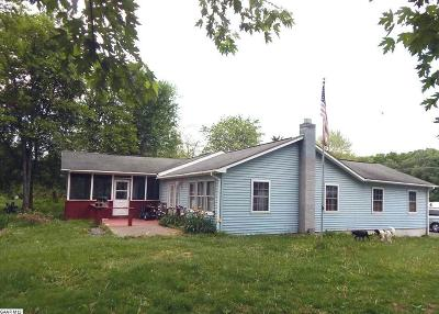 Augusta County Single Family Home For Sale: 371 Lake Dr