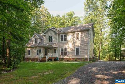 Louisa County Single Family Home For Sale: 14 Elnor Rd
