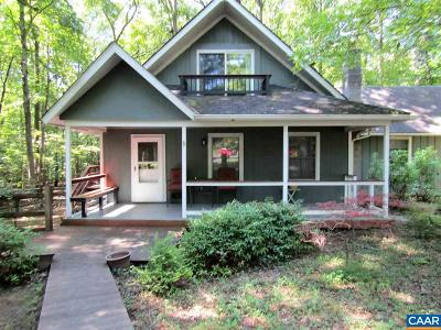 Fluvanna County Single Family Home For Sale: 6 Riverside Ct