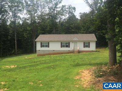Greene County Single Family Home For Sale: 1127 Morning Glory Turn