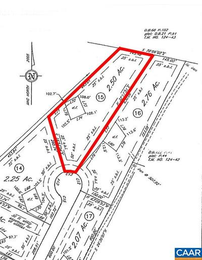 Buckingham County Lots & Land For Sale: Knights View Ln