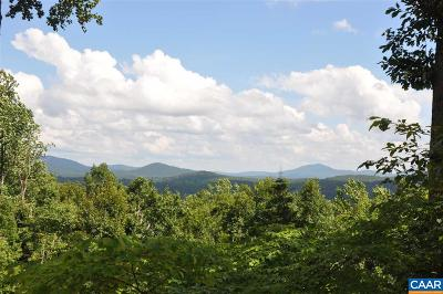 Nelson County Single Family Home For Sale: 550 Crawfords Climb