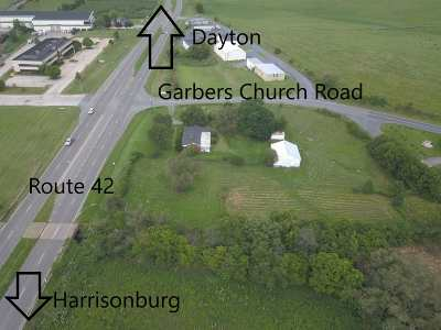 Rockingham Commercial For Sale: 1851 Garbers Church Rd