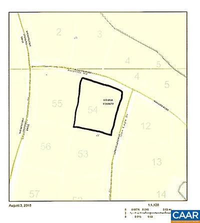 Louisa County Lots & Land For Sale: Glen Eagles Dr