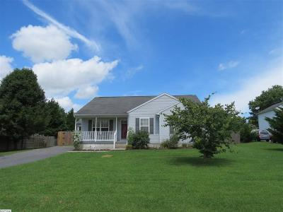 Augusta County Single Family Home For Sale: 58 Princess Ann Ln