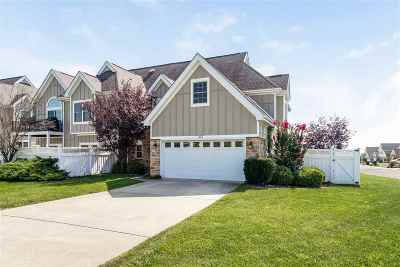 Rockingham County Townhome For Sale: 365 Callaway Cir