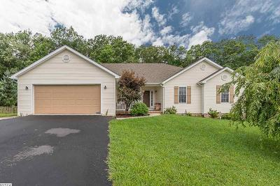 Augusta County Single Family Home For Sale: 32 Fall Ridge Dr