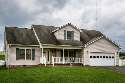 Harrisonburg VA Single Family Home For Sale: $329,900