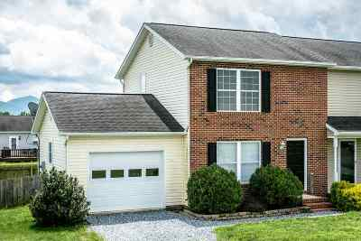 McGaheysville Townhome For Sale: 9382 Redtop Ct