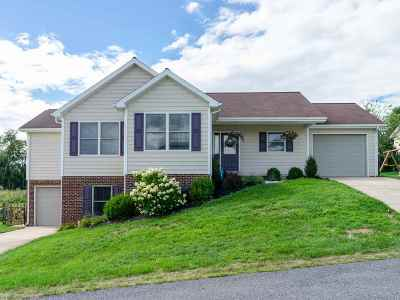 Rockingham County Single Family Home For Sale: 1656 Briarcrest Dr