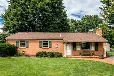 Rockingham County Single Family Home For Sale: 315 Homestead Dr