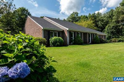 Greene County Single Family Home For Sale: 10150 Wilhoits Mill Rd