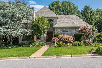 Harrisonburg Single Family Home For Sale: 209 Divot Dr