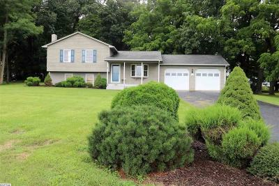 Augusta County Single Family Home For Sale: 1067 Madrid Rd