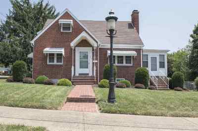 Harrisonburg Single Family Home For Sale: 450 Sunrise Ave