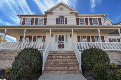 Waynesboro Single Family Home For Sale: 1169 B Old White Bridge Rd