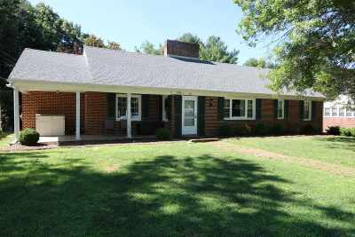 Staunton VA Single Family Home For Sale: $349,900