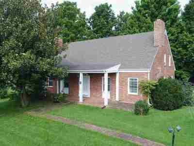 Harrisonburg City County, Harrisonburg County Single Family Home For Sale: 111 Garbers Church Rd