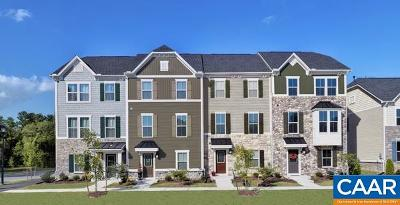 Albemarle County Townhome For Sale: 107e Glissade Lane