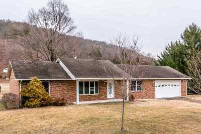 Rockingham County Single Family Home For Sale: 17056 Little Dry River Rd