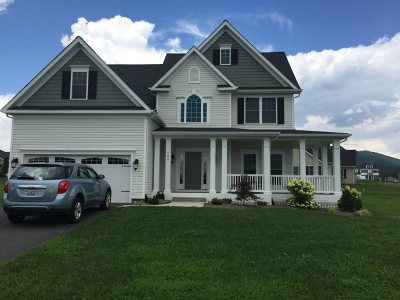 McGaheysville Single Family Home Sold: 680 Barrows Ct
