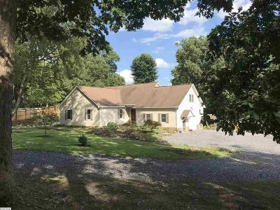 Augusta County Single Family Home For Sale: 15 Lilly Farm Ln