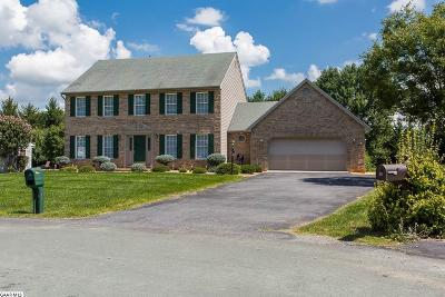 Augusta County Single Family Home For Sale: 26 Pleasant View Dr