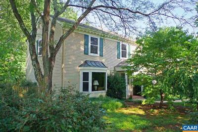 Albemarle County Single Family Home For Sale: 2880 Hollymead Dr N
