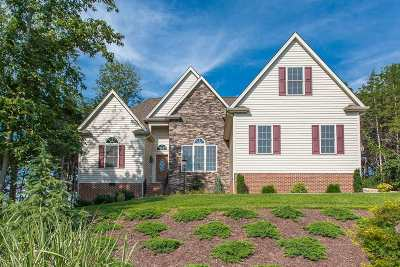 Rockingham County Single Family Home For Sale: 4114 Tanners Ct