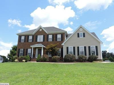 Single Family Home For Sale: 108 Ana Marie Blvd