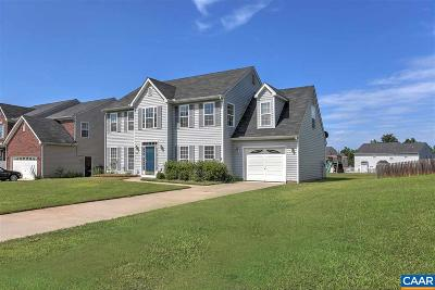 Louisa County Single Family Home For Sale: 310 Cardinal Rd