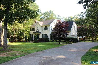 Louisa County Single Family Home For Sale: 111 Marymont Cir