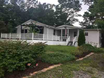 Single Family Home For Sale: 2619 Brushy Fork Rd