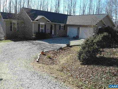 Nelson County Single Family Home For Sale: 327 Deer Wood Ct