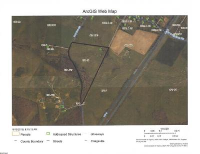 Lots & Land For Sale: Tbd Old B And O Rd