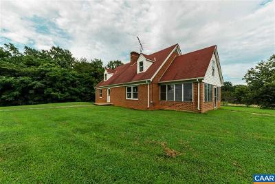 Madison County Single Family Home For Sale: 1846 Repton Mill Rd