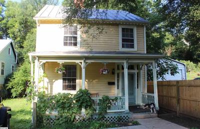 Single Family Home For Sale: 324 Green St