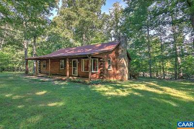 Albemarle County Single Family Home For Sale: 5880 Mechunk Ridge Ln