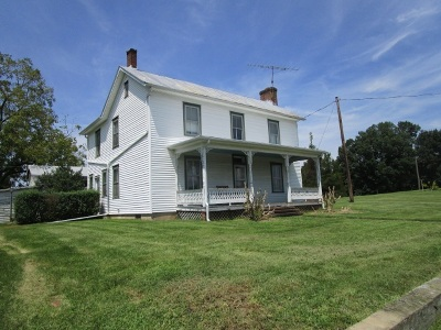 Fort Defiance VA Single Family Home For Sale: $350,000