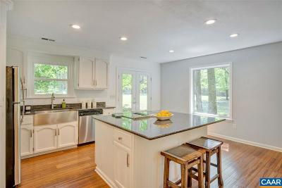 Albemarle County Single Family Home For Sale: 4495 Mill Run Ln