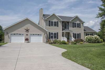 Rockingham County Single Family Home For Sale: 9365 New Horizon Ct
