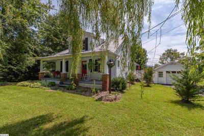 Waynesboro VA Single Family Home For Sale: $289,900