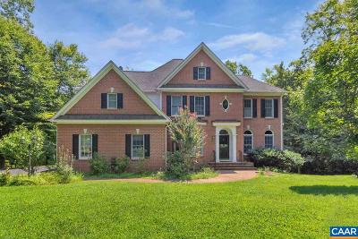 Albemarle County Single Family Home For Sale: 2370 Walnut Ridge Ln
