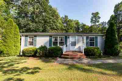 Mount Solon VA Single Family Home For Sale: $139,000