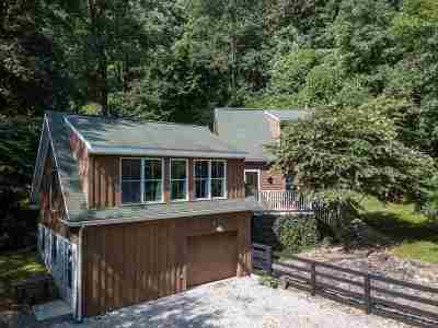 Nelson County Single Family Home For Sale: 6299 Crabtree Falls Hwy