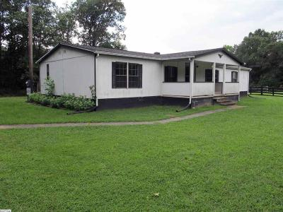 Crimora VA Single Family Home For Sale: $169,900