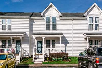 Harrisonburg Townhome For Sale: 1282 Victorian Village Dr