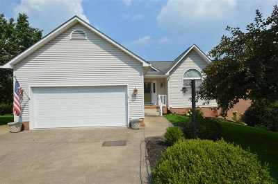 Shenandoah County Single Family Home For Sale: 427 Epard Ln